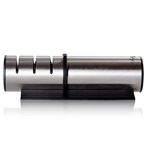 Messerschärfer-Professionelle Küche Messerschärfer-3Stage Messer schärfen Werkzeuge-Chef Messer schärfen-ergonomisch entworfen -