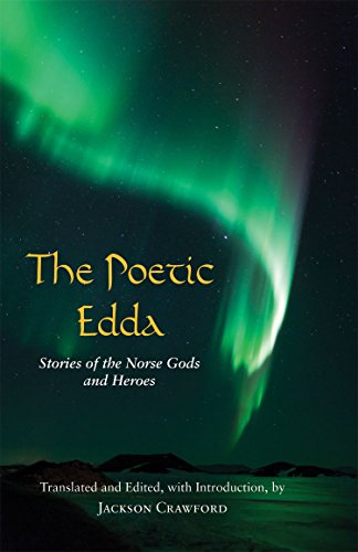 The Poetic Edda: Stories of the Norse Gods and Heroes (Hackett Classics) por Jackson Crawford