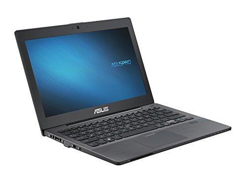 Asus B8230UA-GH0320T 31,75 cm (12,5 Zoll mattes FHD) Notebook (Intel Core i7-6500U, 8GB RAM, 256GB SSD, Intel HD Graphic 520, Win 10 Home) schwarz