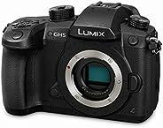 Panasonic Lumix G DC-GH5 Mirrorless Digital Camera Body Only - 20.3 MP, 4K, Black