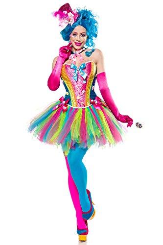 Girl, Kostümset für Damen, Größe: M (Halloween Candy Kostüme)