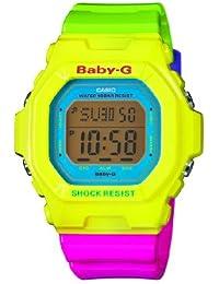 Casio Baby-G – Damen-Armbanduhr mit Digital-Display und Resin-Armband – BG-5607-9ER