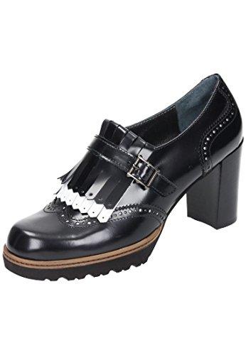 Maripé, escarpins femme-noir Noir - Noir
