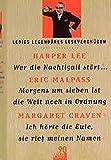 Ledigs legendäres Lesevergnügen: Harper Lee: Wer die Nachtigall stört./Eric Malpass: Morgens um sieben ist die Welt noch in Ordnung/Margaret Craven: Ich hörte die Eule, sie rief meinen Namen