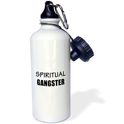 port Wasser Flasche Edelstahl-Flasche für Frauen Herren Kinder 400ml ()