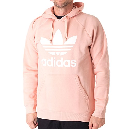 adidas herren orig 3foil hood sweatshirt rosa rosvap s. Black Bedroom Furniture Sets. Home Design Ideas