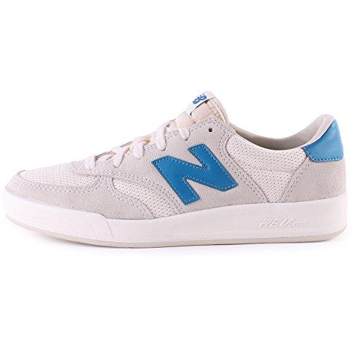 New Balance CRT300 chaussures beige blanc bleu