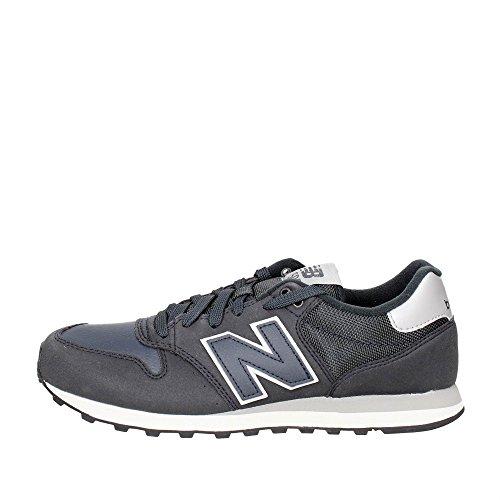 New Balance Gm500, Bleu Chaussures Sport Hommes