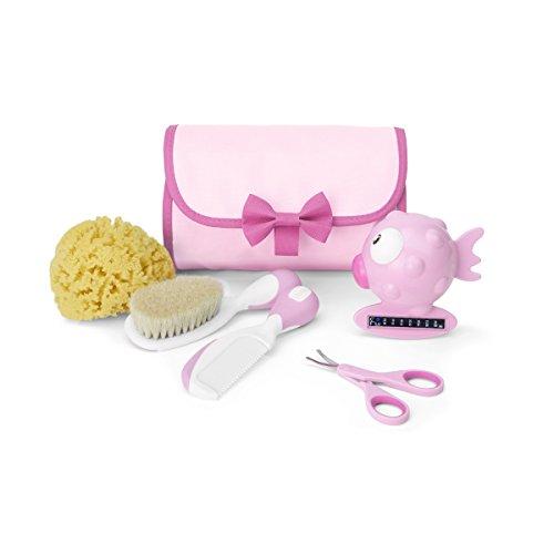 Chicco 59340 Set Igiene, Rosa