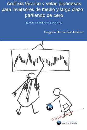 Análisis técnico y velas japonesas para inversores de medio y largo plazo partiendo de cero: Es mucho más fácil de lo que crees por Gregorio Hernández Jiménez