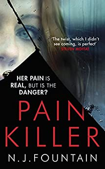Painkiller: Her pain is real ... but is the danger? by [Fountain, N.J.]
