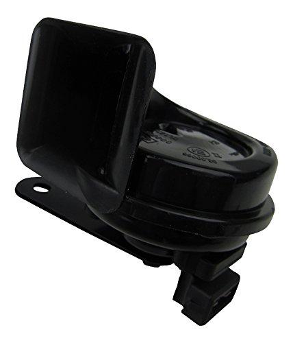 Hupe Horn Fanfare Signalhorn 12 V HOCHTON Stecker ECKIG / OE-Referenz Nr.: 3B0951223 - 3 4 Eckigen Stecker