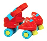 Ozbozz My First Quad 4 Wheel Skates for Boys
