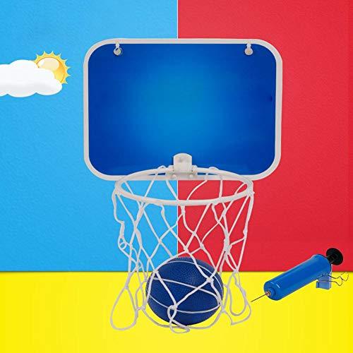 1bd7f7e7a7e7 PROKTH Mini Canestro da Basket per Canestro e Palla da Basket per Interni  ed Esterni