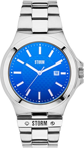 Storm London TYRON 47266/B Montre-Bracelet pour hommes Point Culminant de Design
