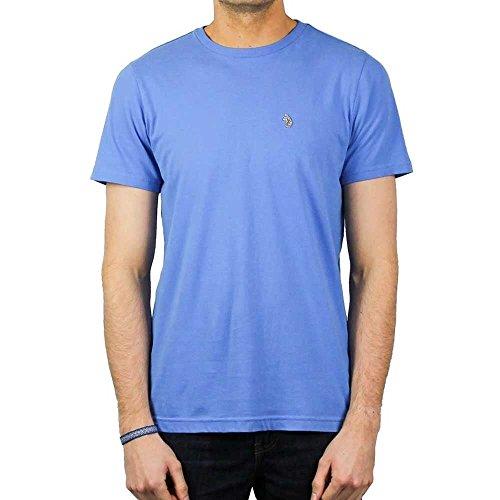 Luke 1977 Herren T-Shirt blau navy Gr. XXL, Lux Sky (Designer-navy Lion T-shirt Top)