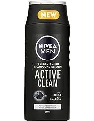 Nivea Men Pflegeshampoo Active Clean, 250 ml