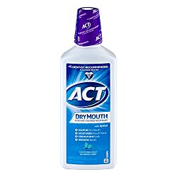 ACT Total Care Dry Mouth Mouthwash Soothing Mint, 18 oz