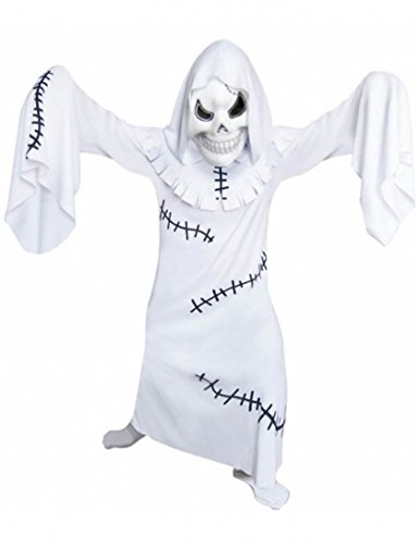 "Gespenst ""Ghastly Ghoul"" Kostüm Kinder Gr. (60 Up Dress Kostüme)"
