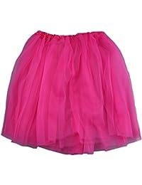 Kissing U Falda de tutú danza ballet vestido de encaje de organza