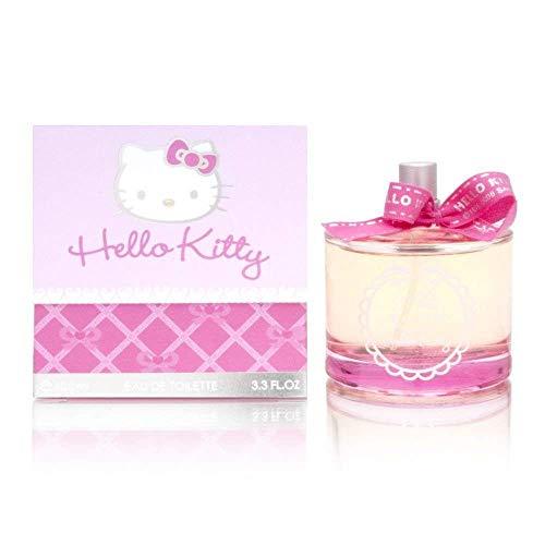Hello Kitty Hello kitty call me princess schminktisch-set mit wasser-50ml