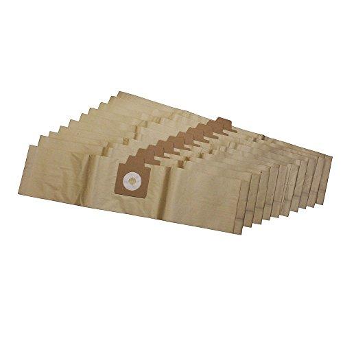 EUROPART vb210t nichtoriginalersatzteile Papier Staubbeutel für Uni verpackt Electrolux UZ930S/UZ934, 10Stück -