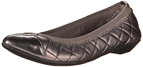 Anne Klein Sport Offered Synthétique Chaussure Plate Pwtr Mul
