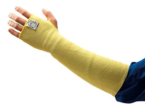 ansell-kevlar-70-114-custodia-guaina-di-protezione-manica-per-portamine-colore-giallo-confezione-da-