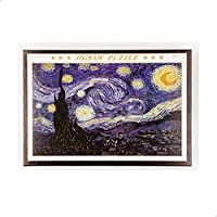 TY-TY008   1000-Piece Vincent Van Gogh The Starry Night Jigsaw Puzzle