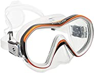 Aqua Lung Te-Revealx16 Reveal X1 Diving Mask - Orange