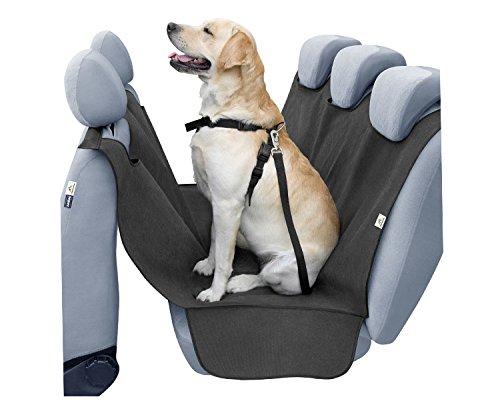 Preisvergleich Produktbild Abdeckung für Haustiere Auto-Rücksitzschutz für Haustiere Tierdecke Hundecke - ALEX - BD-ALEX-259