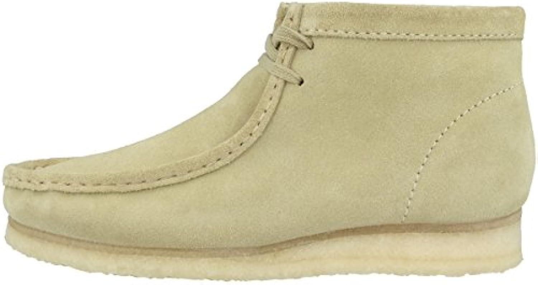 Clarks Herren Wallabee Boot BootsClarks Herren Wallabee Boot Boots Billig und erschwinglich Im Verkauf
