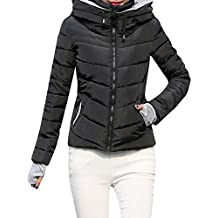 wholesale dealer a40f2 b2fac Amazon.it: piumini donna invernali corti - 3 stelle e più