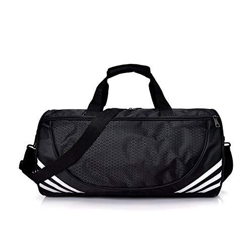 Fitness Tasche Männer und Frauen lässig Sporttasche tragbare große Kapazität wasserdichte...