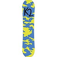 K2 Niños Grom Package Mini Turbo Snowboard Set, infantil, GROM PACKAGE Mini Turbo, multicolor, 20