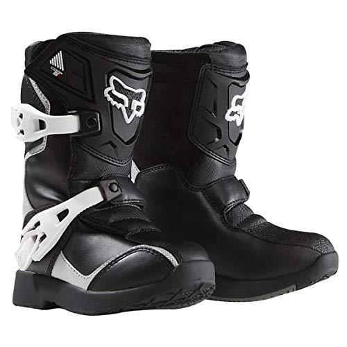 Fox Junior Motocross-Stiefel Comp 5K Schwarz Gr. 31 Fox Comp 5 Boots