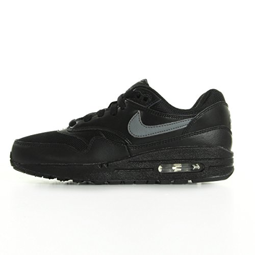 Nike Air Max 1 (GS) Schuhe black-cool grey-white- 38,5