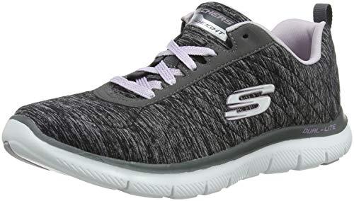 Appeal 2.0 Sneaker, Schwarz (Black/Lavender Bklv), 39 EU ()