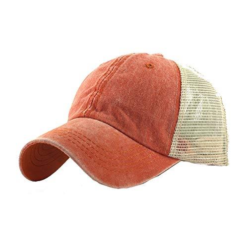 64080a947c08 LYworld Gorras Beisbol Unisex Casual Hats Sombrero de Baseball Cap  Sombreros Hip Hop Gorra Deporte Al Aire Libre Tejido de Transpirable