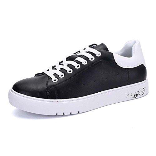 ZXCV Scarpe all'aperto Pattini di colore puro scarpe scarpe casual scarpe bianche Nero