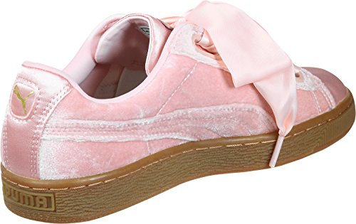Puma Basket Heart Velvet Wn's 36673102, Basket