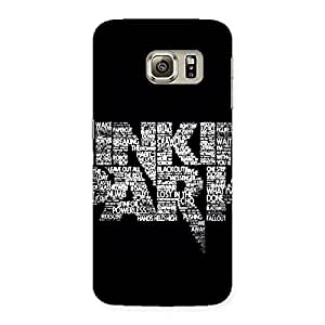 Neo World Music Park Back Case Cover for Samsung Galaxy S6 Edge