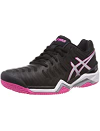 ASICS Gel-Resolution 7 Clay, Chaussures de Tennis Femme 9cbf84c0061f