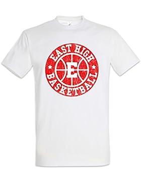Urban Backwoods East High Basketball II T-Shirt – Tamaños S – 5XL