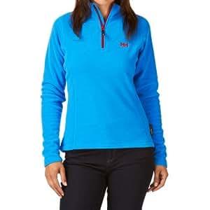 Helly Hansen Women's W Daybreaker 1\ 2Zip Fleece Pullover Top Racer Blue Size:XL