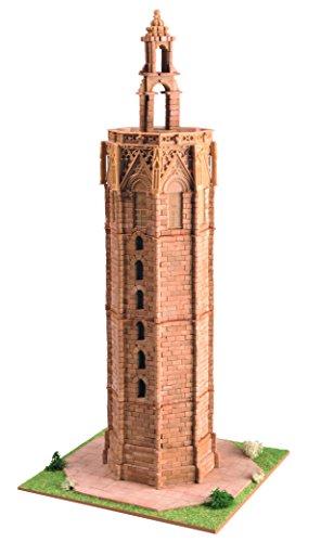 Keranova - Kit de cerámica El Miguelete, Color marrón (30103)
