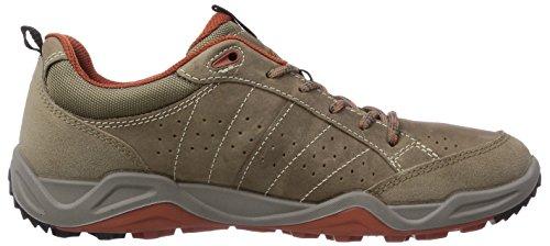 Ecco Sierra Ii Navajo Br/Navajo Br/Picante, Chaussures de course homme - Braun (Navajo Br/Navajo Br/Picante59016)