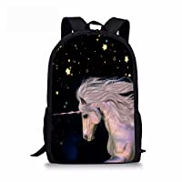 CHAQLIN Stylish Zoo Animal Kids Backpack Girl Boys School Book Bags