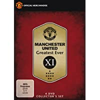 Manchester United - The Greatest Ever XI (exklusiv bei Amazon.de)