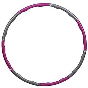 Songmics Hula Hoop Reifen Fitnessreifen Massagenoppen 98 cm SHH012P